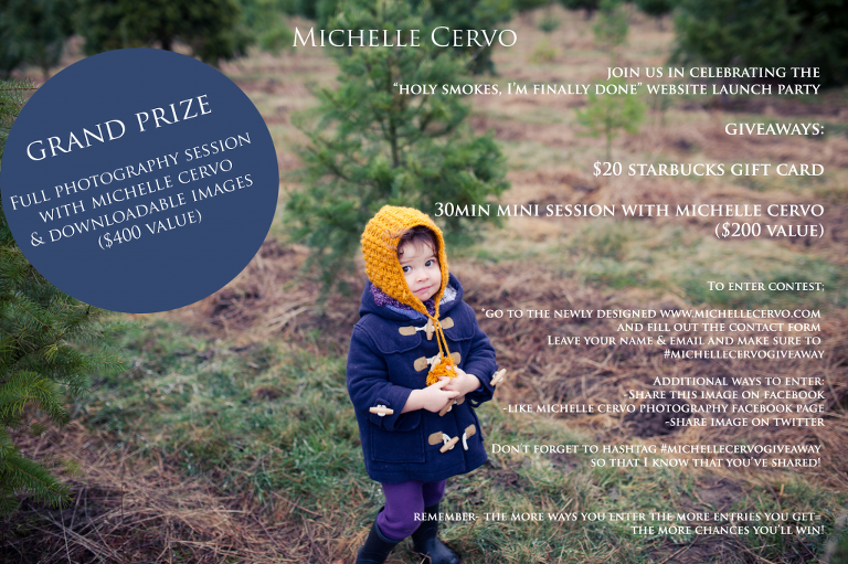 giveaway-Abbotsford BC Family Photographer