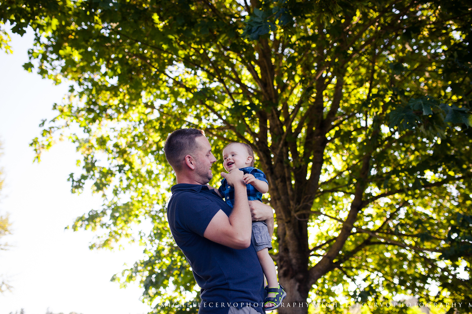 outdoor abbotsford family photography